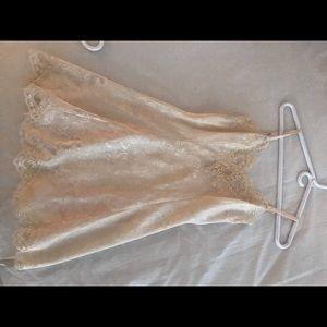 Victoria secret cami slip